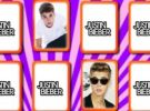 play I Luv Justin Bieber Memory Cards