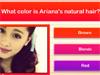 play Ariana Grande Fan Quiz