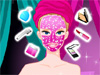 play Barbie Diamond Spa Makeover