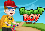 play Smart Boy Dress Up