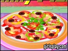 play Yummy Pizza