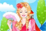 play Barbie Rococo Princess Dress Up