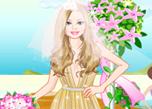 play Barbie Seaside Wedding