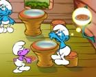 play Smurf Dinner