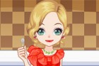 play I Love Cakes Dress Up