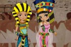 play Egypt King And Queen