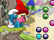 play Smurfs Balls Adventure