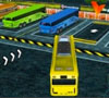 play Bus Man Parking 3D