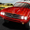 play 3D Muscle Car Racer