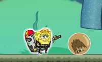 play Spongebob And Patrick: Dirty Bubble Busters