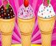 play Ice Cream Cone Cupcakes