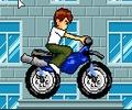 play Super Ben 10 Motobike