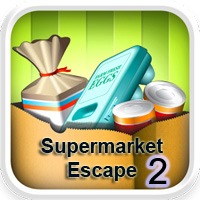play Supermarket Escape 2