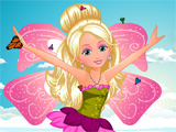play Thumbelina Passion Dress Up