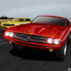 play 3D Muscle Car Race