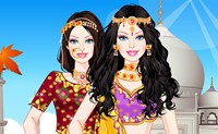 play Indian Princess Dress Up