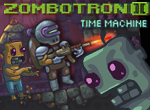 play Zombotron 2 Time Machine