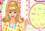 play Barbie Back To School Makeup