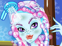 play Abbey Bominable Hair Spa