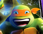 play Ninja Turtles Tactics 3D