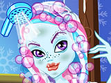 play Abbey Bominable Hair Spa And Facial
