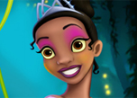 play Frog Princess Tiana Spa Makeover