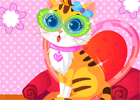 play Cute Cat Dress Up