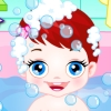 play Baby Lulu Bathing