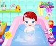 play Baby Lulu Bathing