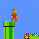 play Super Mario Crossover