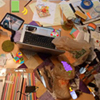 play Messy Dining Table