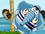 play Snoring 3: Treasure Island
