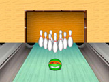 play Bowling Ninja Turtles