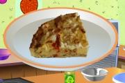 play Italian Frying Pepper Frittata