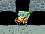 play Spongebob Squarepants Sea Monster Smoosh