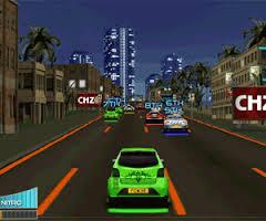 play Street Race 2 - Nitro