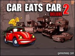 play Car Eats Car 2 Deluxe