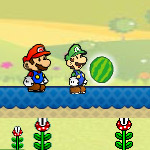 play Mario And Luigi Go Home