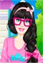 play Barbie Sorority Dress Up
