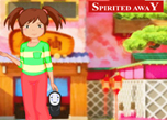 play Chihiro Of Spirited Away