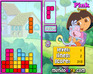 play Dora The Explorer Tetris