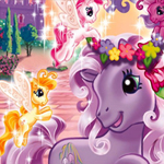 play Hidden Numbers-My Little Pony