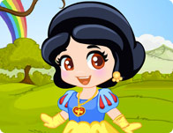 play Chibi Snow White