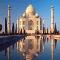 Taj Mahal Puzzle game