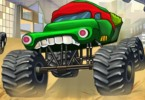 play Ninja Turtles Monster Trucks