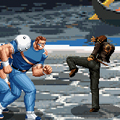 play Kof Fighting 1.4
