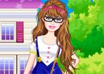 play Barbie Sorority Girl