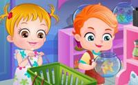 play Baby Hazel Goldfish