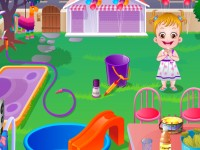 play Baby Hazel Backyard Party