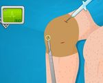 Operate Now - Knee Surgery game